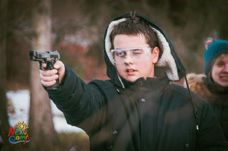 """Подоспели фотографии третьего дня смены выходного дня """"Детективное агентство NEXT: поиски Зимы"""""""