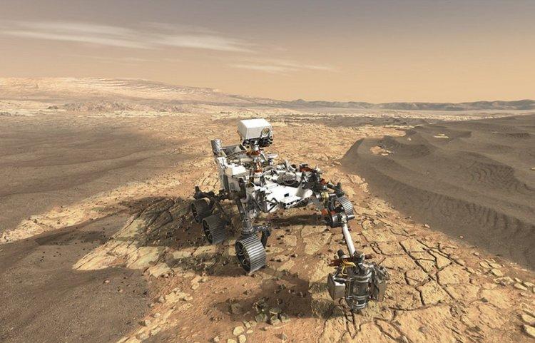 NASA приступило к сборке нового марсохода Mars 2020