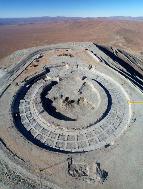 Заложен фундамент самого большого оптического телескопа в мире